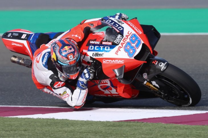 Rookie Jorge Martin buat kejutan menjadi pole position GP Doha