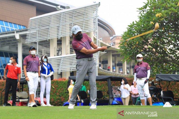 Kemenparekraf menggelar Indonesia Coorporate Golf Series Championship