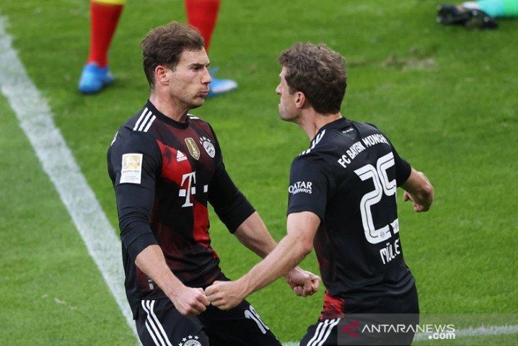 Bayern Munchen mantap posisi puncak selepas menang di Leipzig