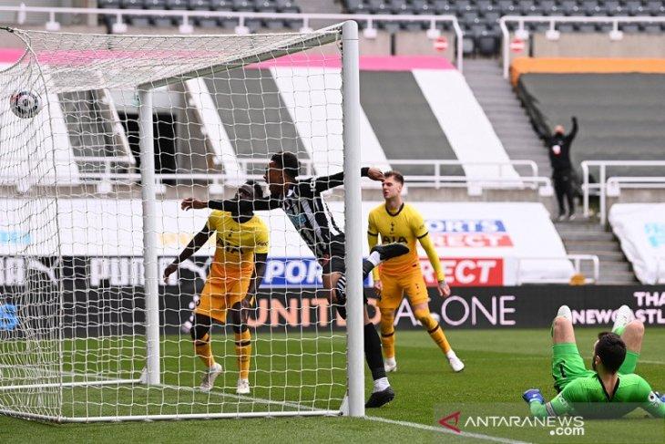 Liga Inggris, Tottenham tersandung di markas Newcastle