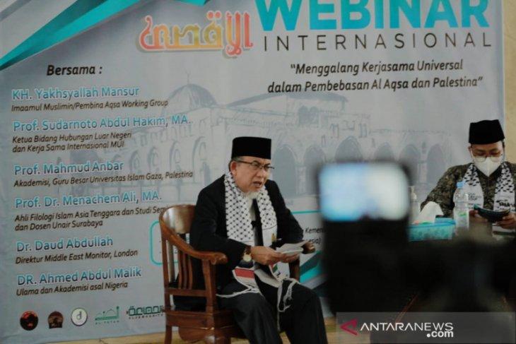 AWG: Persatuan bisa membuat Al-Aqsha Merdeka