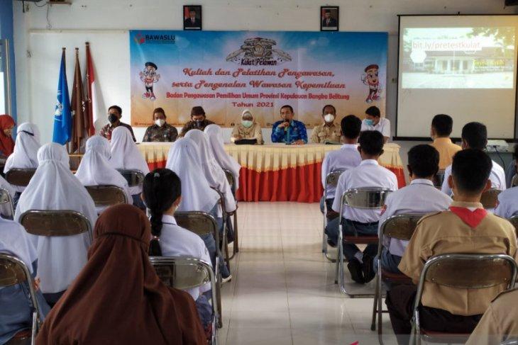 Bawaslu Bangka Tengah bentuk kader pengawasan partisipatif
