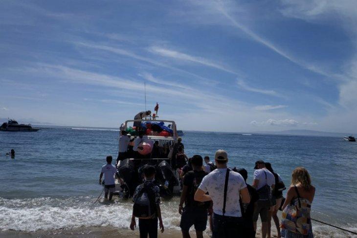 KSOP: Turis ramai kunjungi Nusa Penida selama libur Paskah
