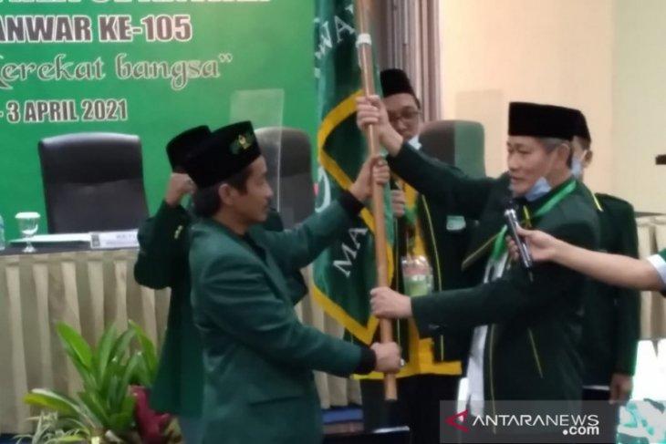 Embay Mulya Syarief terpilih menjadi Ketua Umum Mathla'ul Anwar periode 2021-2026