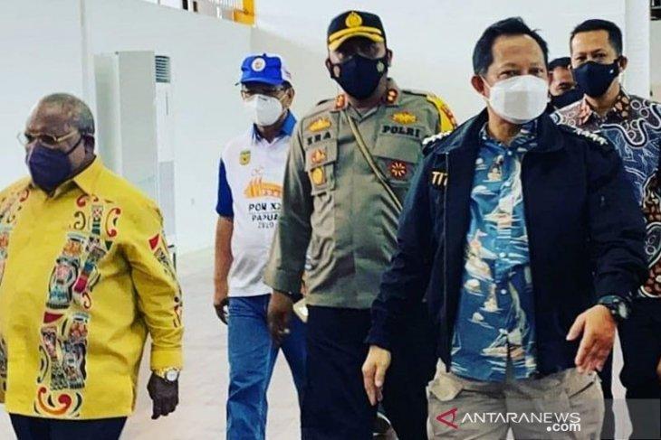 Mendagri sayangkan Gubernur Papua ke Papua Nugini tanpa dokumen resmi