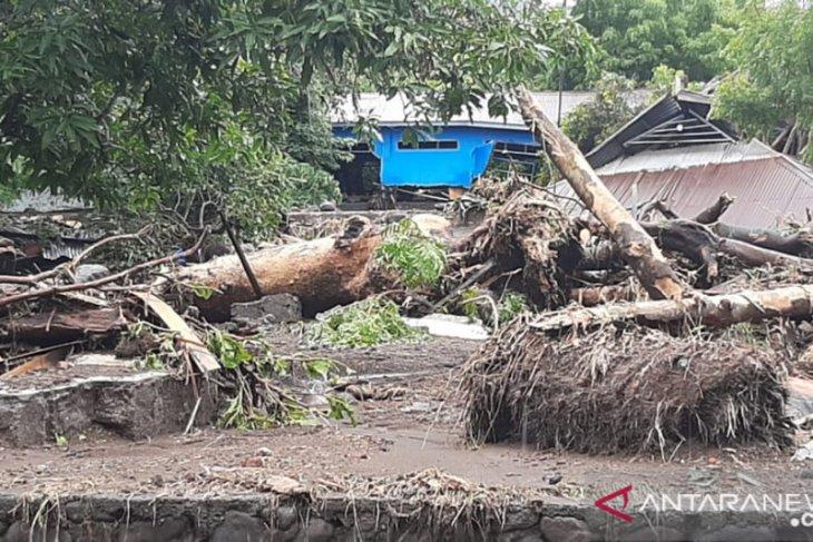 Ketua DPR minta pemerintah maksimal cari korban banjir di NTT
