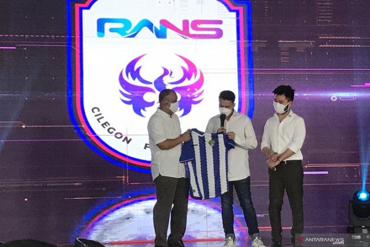 Raffi Ahmad cari desainer buat jersey baru RANS Cilegon FC