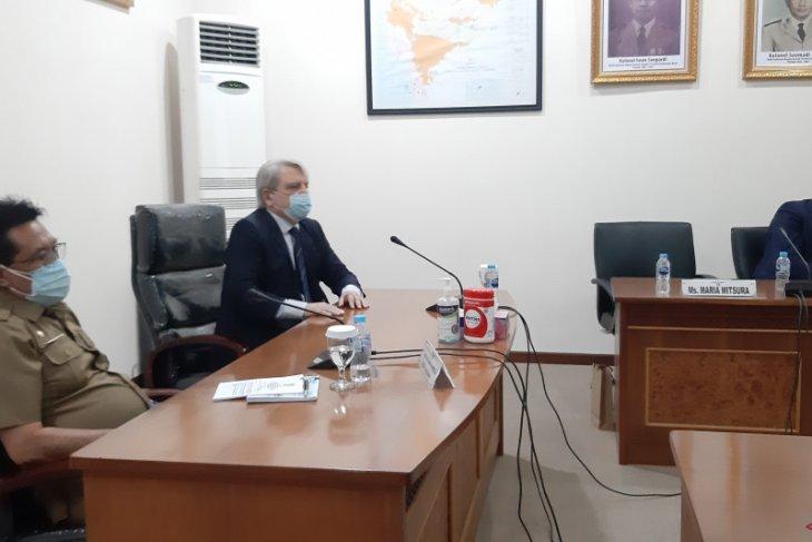 Rusia lirik potensi PLTA Kalbar di Sintang dan Kapuas Hulu