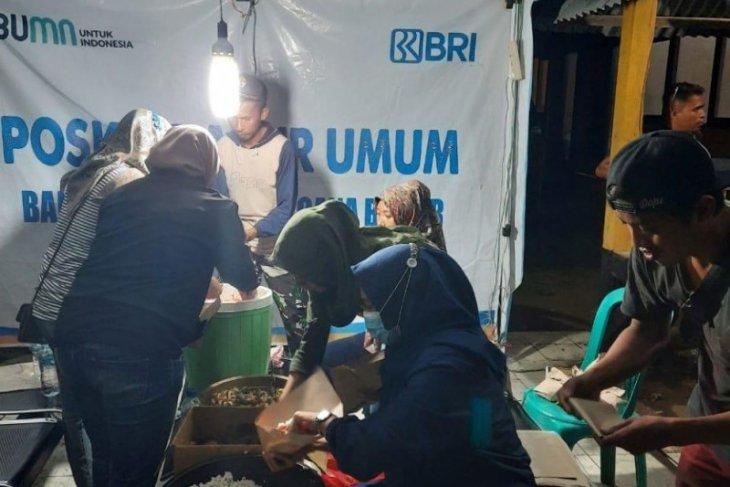 BRI dirikan Posko Banjir bantu masyarakat Bima-NTB
