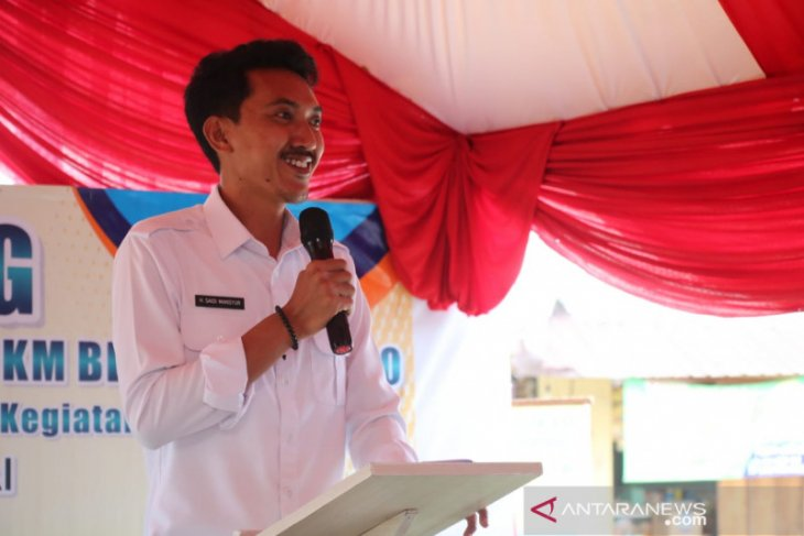 Bupati Saidi lantik enam pejabat fungsional
