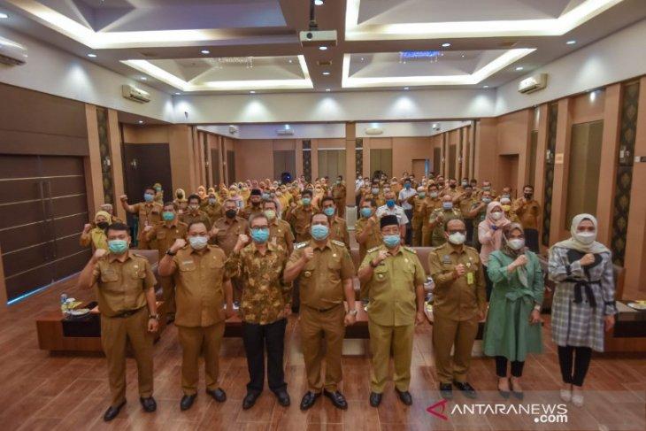 Pemkot Padangsidimpuan sosialisasikan reformasi birokrasi