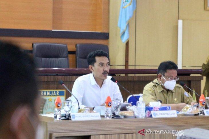 Bupati Banjar targetkan bangun 50 TPS