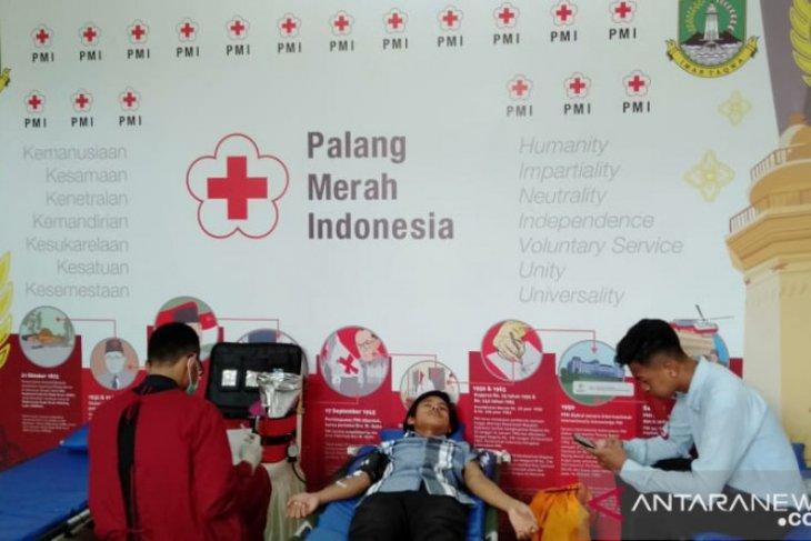 Darurat stok darah, PMI gelar gebyar pekan kemanusiaan
