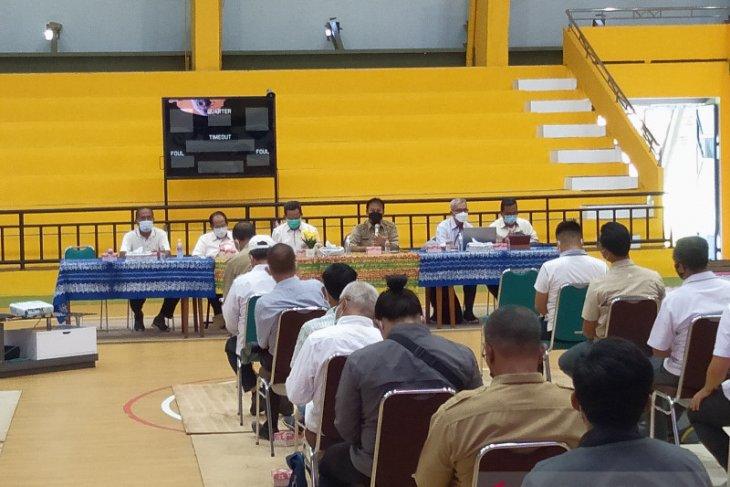 Pemprov Kalsel dukung penuh 38 Cabor diusulkan di Porprov 2022
