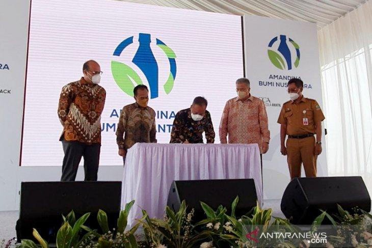 Pabrik daur ulang plastik CCAI-Dynapack Asia jadi solusi sampah plastik