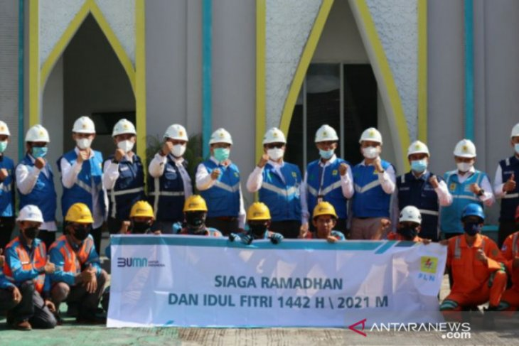 Gelar pasukan siaga Ramadhan, PLN Babel terjunkan 658 petugas siaga