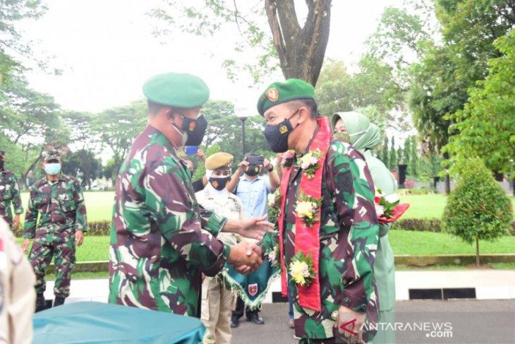 Mayjen Mochamad Syafei Kasno jabat Panglima Kodam XIV/Hasanuddin