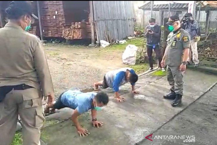 Satpol PP Denpasar tertibkan gelandangan pengemis selama COVID-19