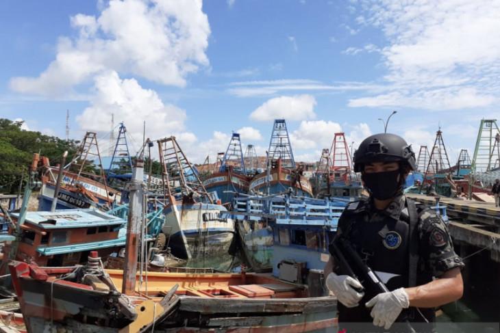 100 hari kinerja Menteri KKO, 67 kapal pencuri ikan ilegal ditangkap