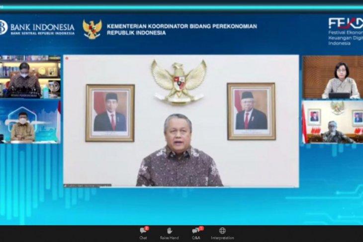 Bank Indonesia gelar Festival Ekonomi Keuangan Digital Indonesia