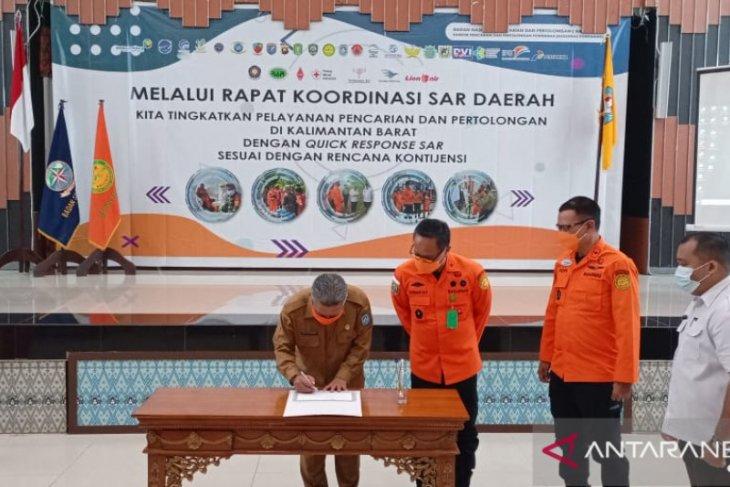 Kabupaten Kubu Raya jadikan materi SAR sebagai muatan lokal di sekolah