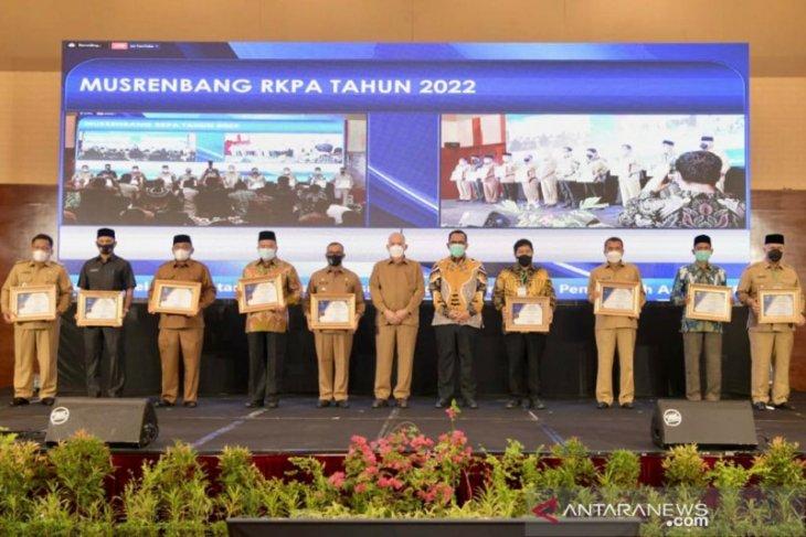 Sabang raih juara dua Anugerah Prof A Madjid Ibrahim