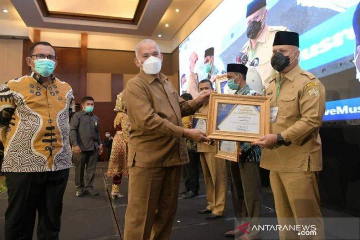 Aceh Tengah raih harapan terbaik III anugerah Award Prof A Madjid Ibrahim