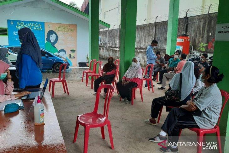 Capaian vaksinasi lansia di Provinsi Jambi 44,13 persen