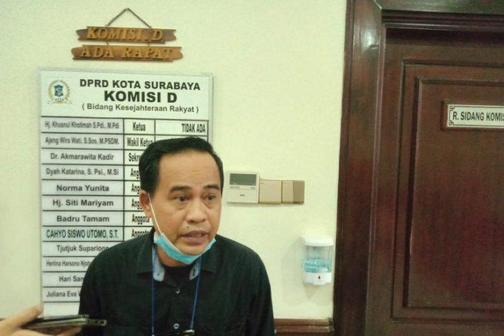 Legislator Surabaya usulkan jumlah siswa ikut sekolah tatap muka dibatasi