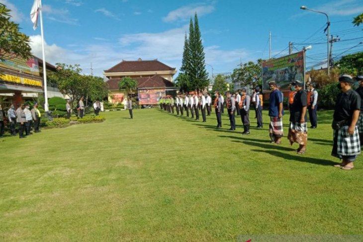 Bali antisipasi terjadi teror setelah aksi teror di  Makassar dan Polri