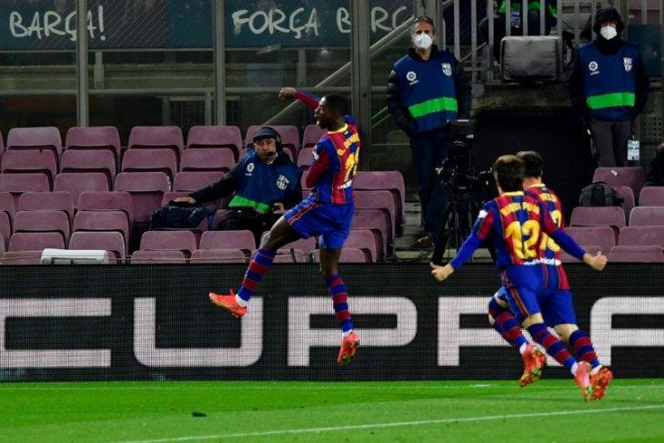 Dembele yakin tetap bersama Barcelona