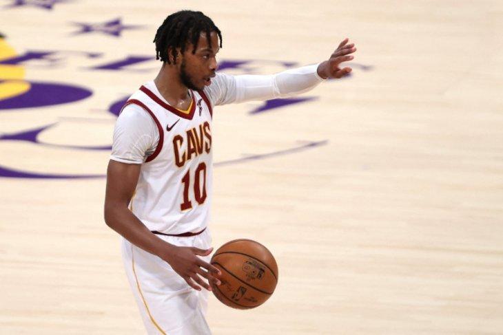 Darius Garland memimpin Cavaliers hempaskan Spurs