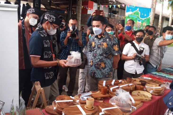 Menparekraf Sandiaga Uno minta KEK Tanjung Lesung diperkuat desa wisata