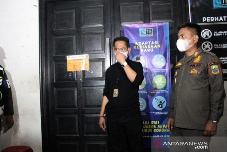 Langgar PPKM, kafe di Kabupaten Bekasi disegel hingga dua kali
