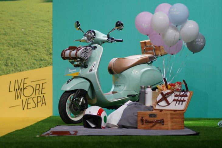 Vespa Picnic Limited Edition resmi meluncur di Indonesia, ini harganya