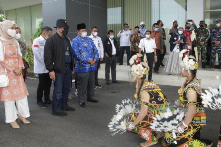Ketua DPD RI:Kekayaan budaya Kalimantan simbol IKN baru