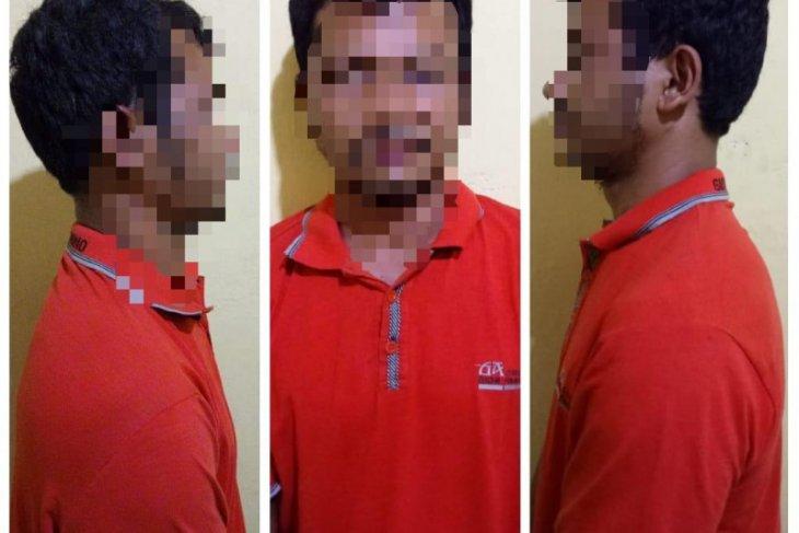 Terlibat judi togel satu warga Desa Mangkayahu dibekuk polisi