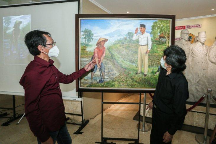 Ketua DPRD: Lukisan pertemuan Bung Karno dan Marhaen sarat pesan bersejarah