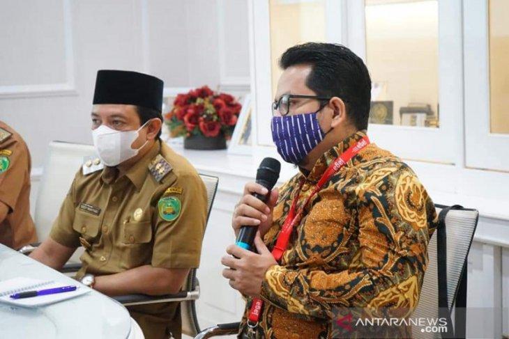 KPK soroti tiga aset bermasalah milik Pemkot Bengkulu