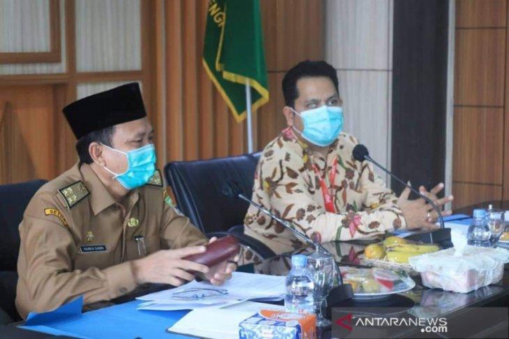 KPK minta Pemprov Bengkulu perbaiki tata kelola Samsat