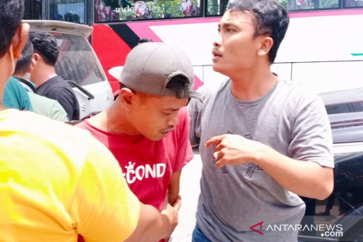 Sempat berikan tembakan peringatan, BNNP Jambi tangkap kurir sabu-sabu