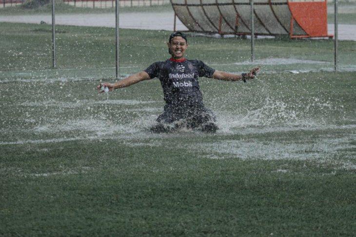 Hadapi perempat final,  Bali United tak khawatir soal fisik