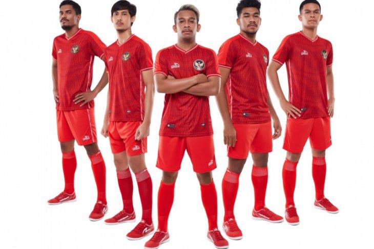 Specs meluncurkan kostum baru Timnas Futsal Indonesia