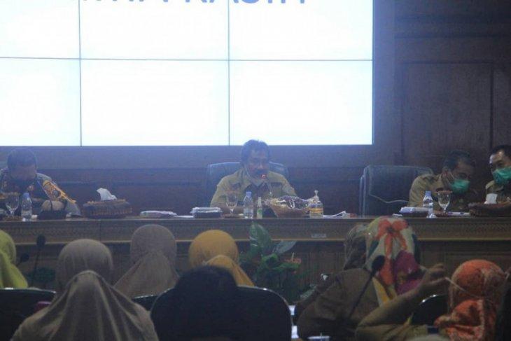 Amir Hamzah evaluasi penggunaan  vaksin di Binjai