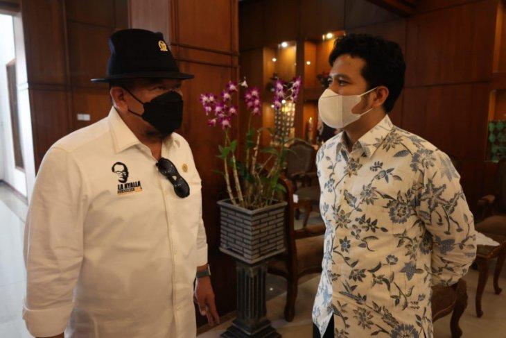 La Nyalla minta Presiden Jokowi dorong G20 adopsi pajak minimun global
