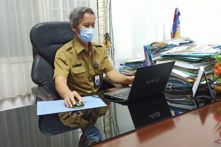 Surono Wakili DPMPD Saksikan Pelantikan 73 Pejabat Lingkup Kaltim