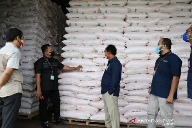 Kementan pastikan stok pupuk di wilayah Pantura Jawa Barat aman