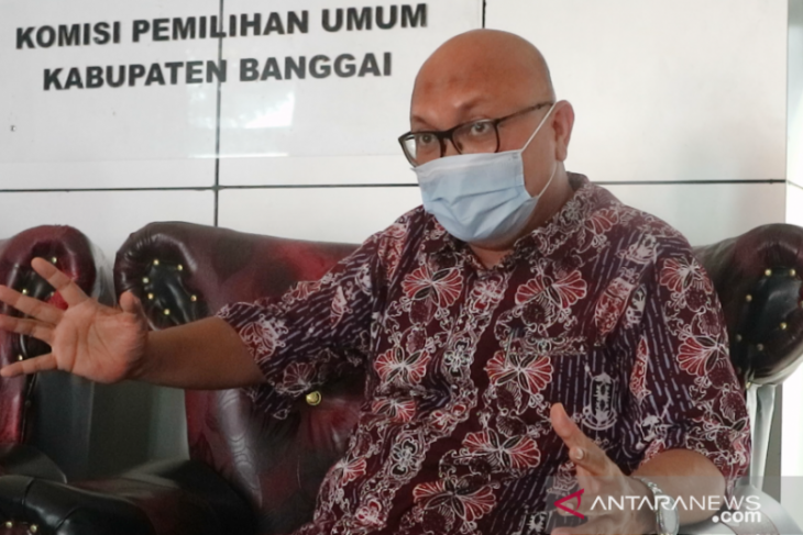Ilham Saputra ditunjuk sebagai Ketua KPU definitif