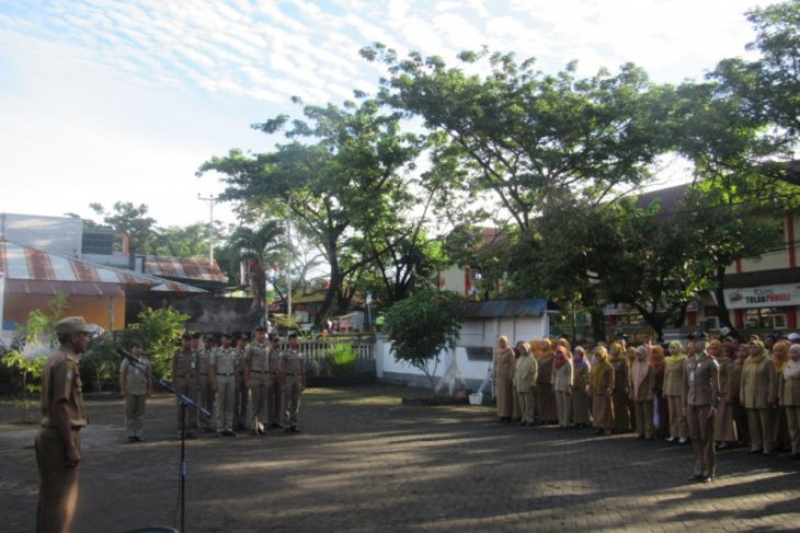 Sejumlah pimpinan OPD dan Camat di Pemkot Ternate terancam dicopot
