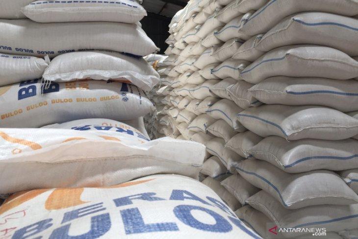 Bulog Malang pastikan stok beras aman jelang Ramadhan
